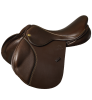 The Fairfax Classic Jump 3-4 Angle Brown Contrast